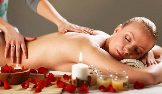Эротический массаж для чайников