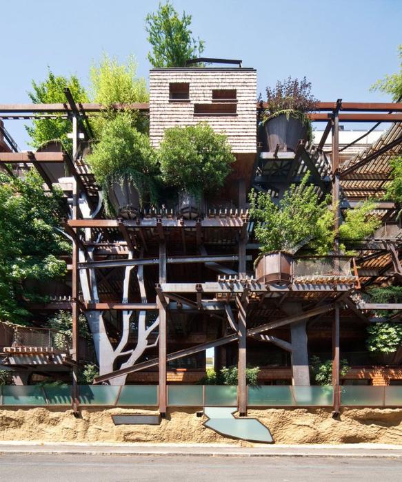 экологичная современная архитектура 2 (583x700, 493Kb)