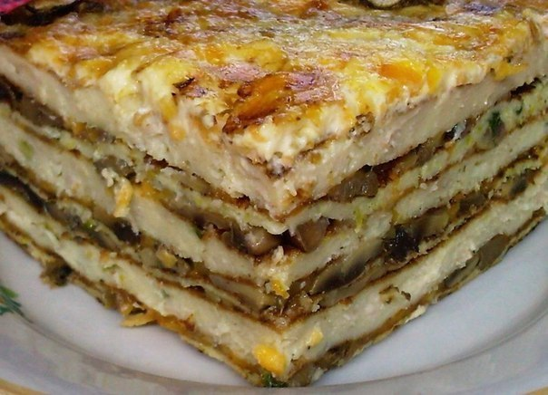 Мясной торт (604x436, 65Kb)