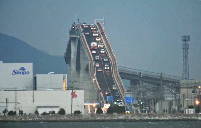мост Eshima Ohashi Bridge 1 (700x447, 252Kb)