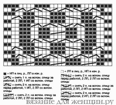 vjazanaja-shljapka-s-aranovymi-uzormi (400x362, 10Kb)
