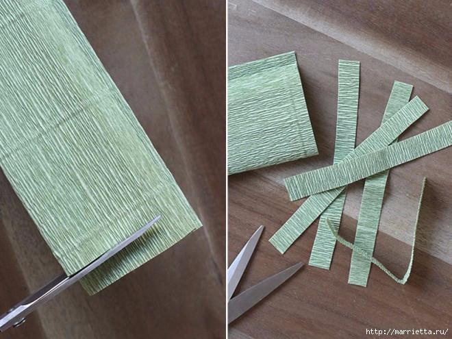 Венок полевых цветов из гофрированной бумаги (3) (660x495, 224Kb)