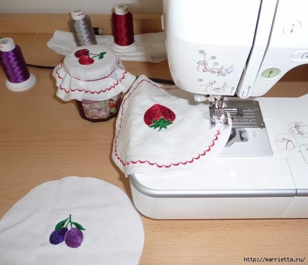 Декор вышивкой баночек с вареньем (28) (604x521, 158Kb)