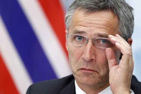 генеральный секретарь НАТО Йенс Столтенберг. (600x400, 196Kb)