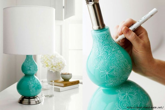 fascinating-creative-and-easy-tutorial-diy-home-craft-ideas-on-decor-with-25-easy-and-creative-sharpie-crafts-doodle-on-basic-colored-lamp-photos (700x466, 174Kb)
