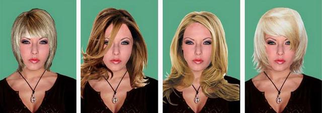 Виртуальный салон красоты подобрать новую прическу по фото