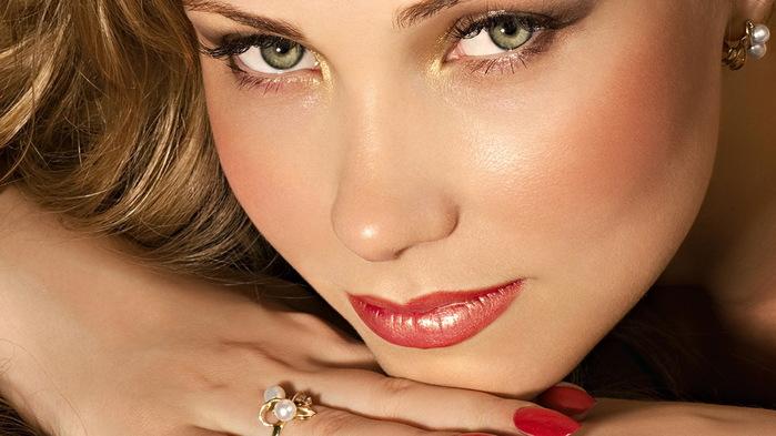 Makeup ring