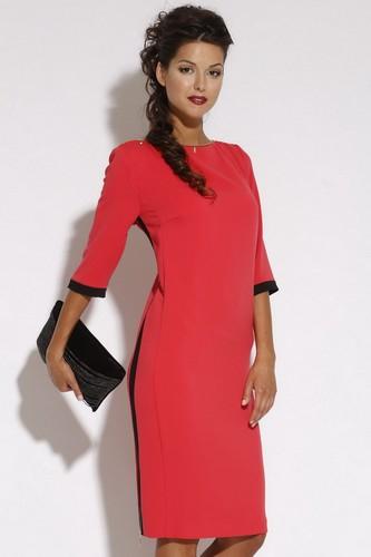 Красивые классические платья для женщин