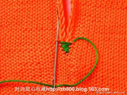 Способы соединения вязаных спицами деталей (2) (517x388, 174Kb)