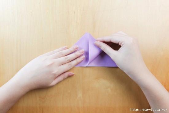 Как сложить тюльпаны в технике оригами (7) (550x367, 78Kb)