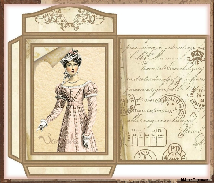 Jane_Austen_Regency_Coin_Envelopes_Sample_1 (700x598, 313Kb)