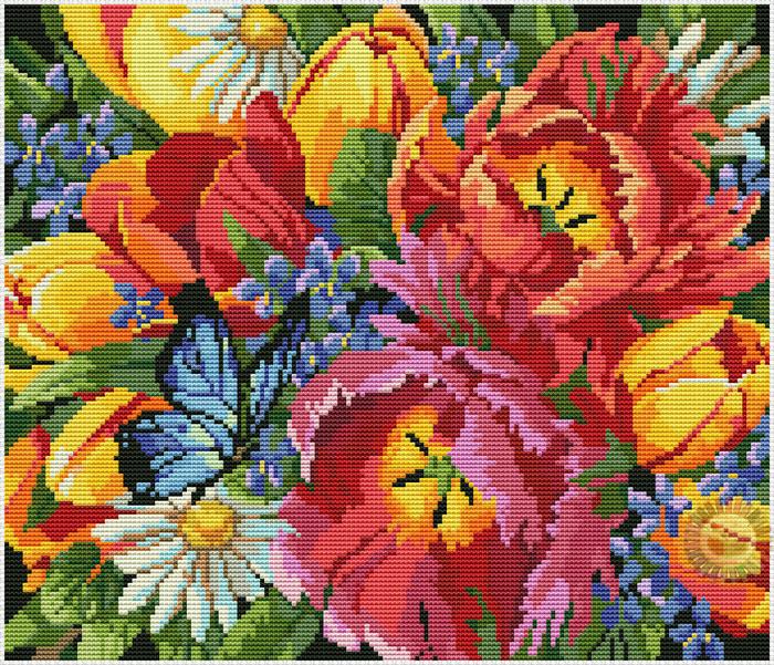 Spring Favorites (700x601, 812Kb)