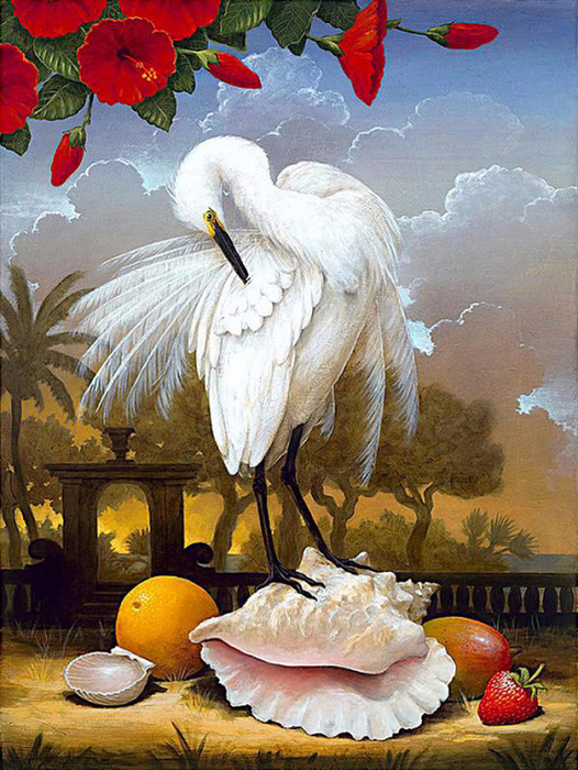 9-seashell-surreal-painting-by-kevin-sloan (526x700, 499Kb)