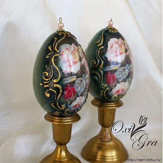Очень красивые пасхальные яйца (3) (560x560, 176Kb)