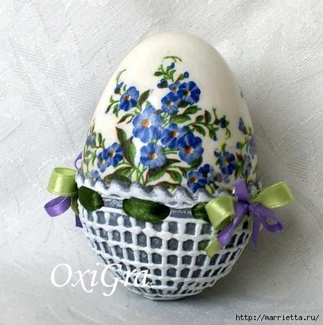 Очень красивые пасхальные яйца (7) (465x469, 163Kb)