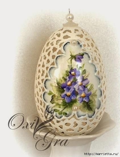 Очень красивые пасхальные яйца (23) (422x551, 128Kb)