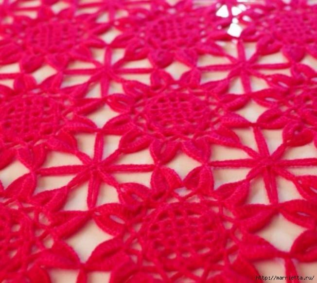 红钩花披肩。图(3),(652x582 211Kb)