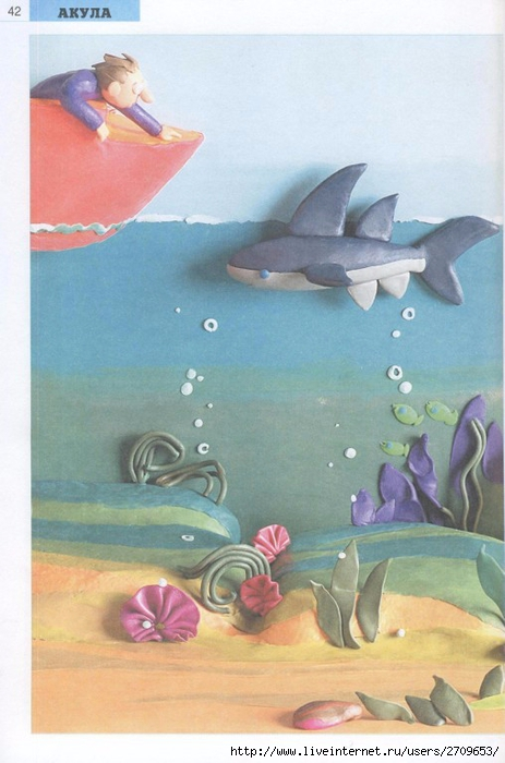 Пластилиновые фигурки животных  bookvoed ozzz.page43 (463x700, 215Kb)