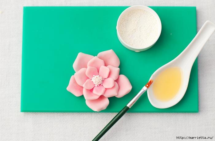 Сахарные розы для украшения шоколадных пасхальных яиц (9) (700x461, 199Kb)