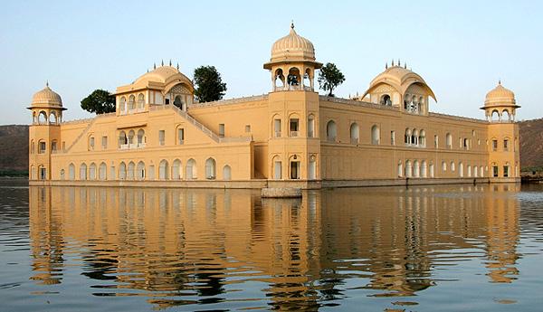 дворец Джал Махал