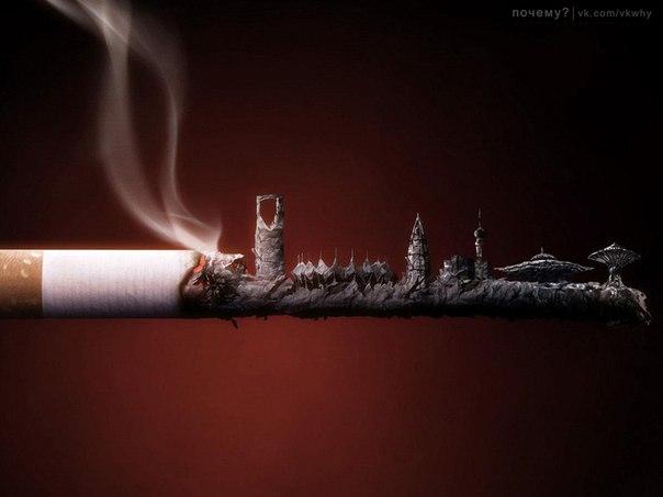 Почему трудно бросить курить (604x453, 26Kb)