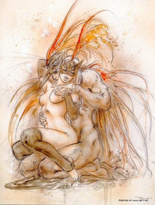 Совместимость Скорпиона и Тельца— их любовные и
