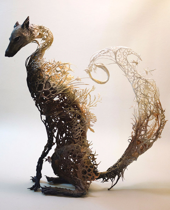 скульптуры Эллен Джеветт 4 (566x700, 391Kb)