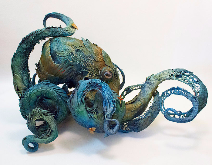 скульптуры Эллен Джеветт 10 (700x545, 375Kb)