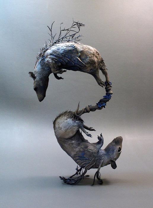 скульптуры Эллен Джеветт 12 (516x700, 410Kb)