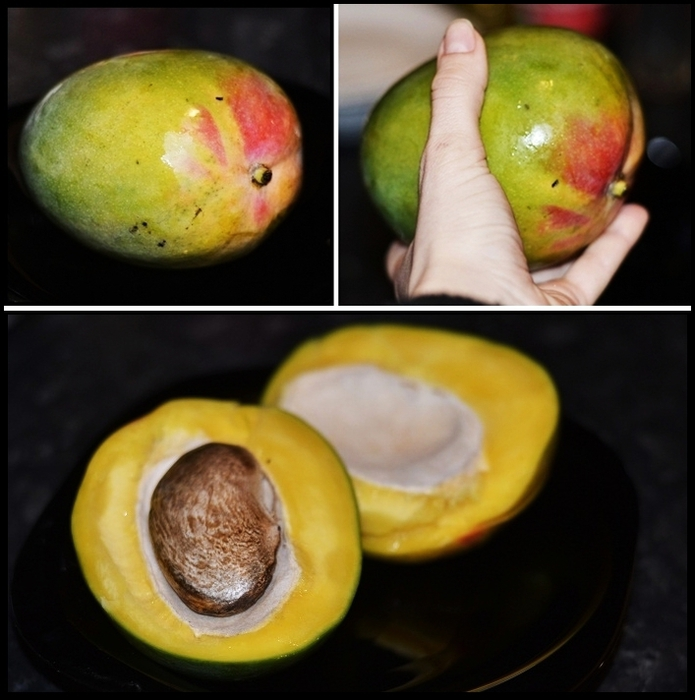 Как чистить манго в домашних условиях фото