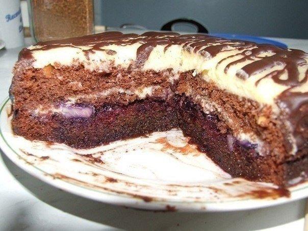 Шоколадный торт (604x453, 73Kb)