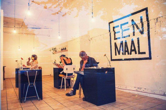 ресторан Eenmaal 1 (700x466, 283Kb)