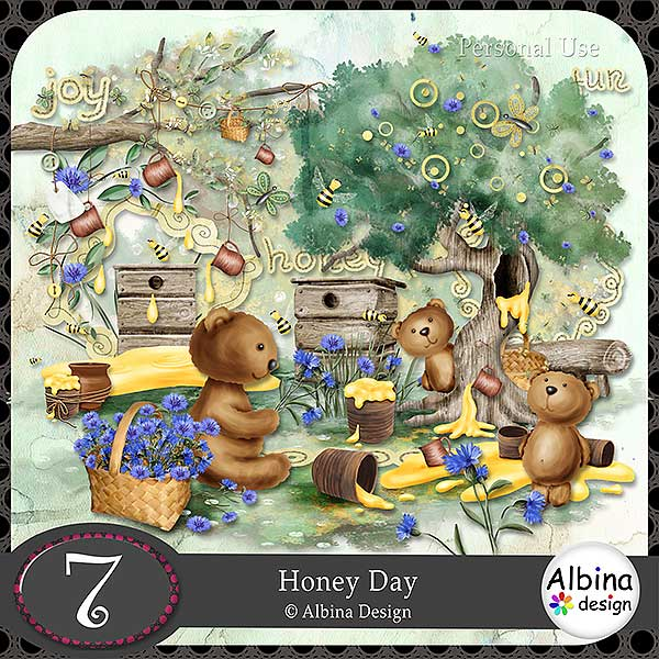 Honey Day1P (600x600, 92Kb)