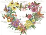 Превью Bucilla 43363 Butterfly Garden (700x539, 508Kb)