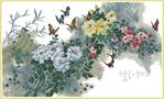 Превью Бабочки на цветах (700x422, 320Kb)