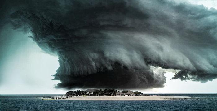 Зловещий туман Бермуд