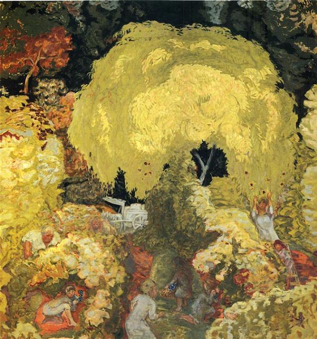 + Осень сбор фруктов, 1912 (640x684, 564Kb)