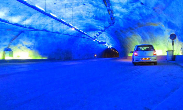 Лердальский туннель новегия 4 (700x421, 285Kb)