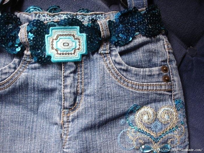 Модные сумки из старых джинсов (2) (700x525, 359Kb)