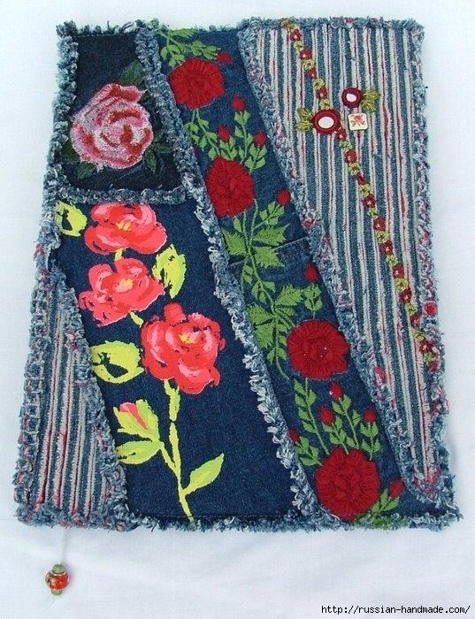 Модные сумки из старых джинсов (54) (537x700, 301Kb)
