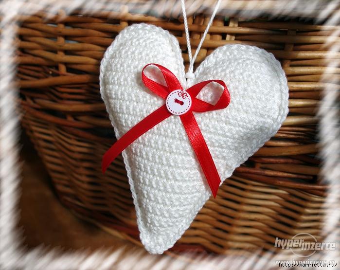 Вязание крючком сердечек (13) (700x555, 302Kb)