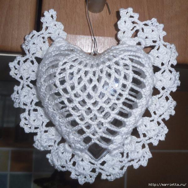 Вязание крючком сердечек (17) (600x602, 191Kb)