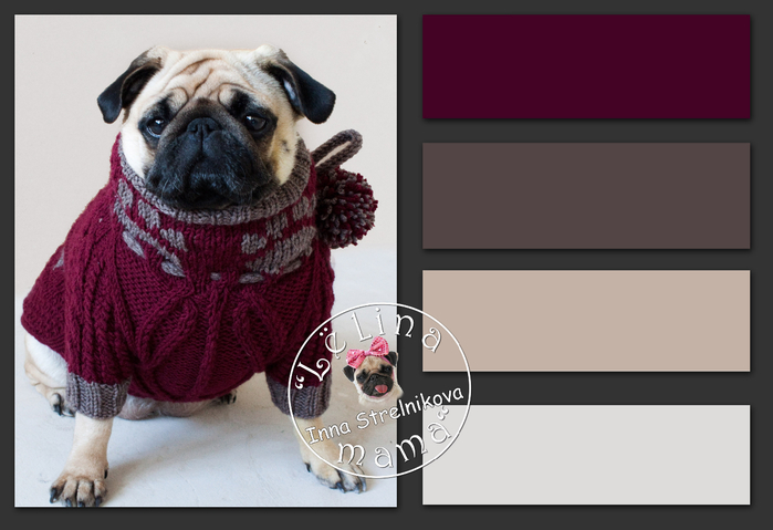 винный свитер1 (700x479, 222Kb)