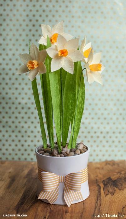 DIY_Daffodils_Crepe_Paper-560x968 (405x700, 213Kb)