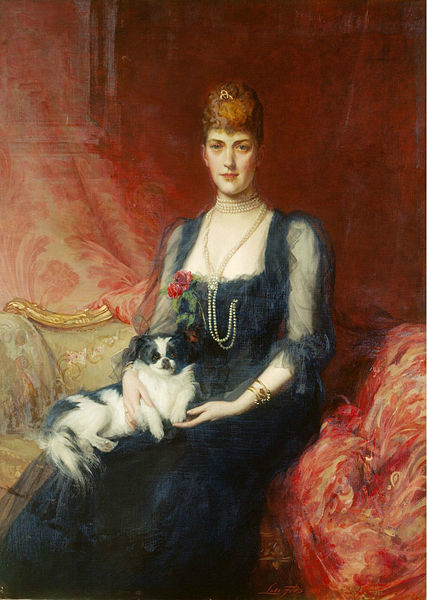 427px-Queen_Alexandra,_when_Princess_of_Wales_-_Fildes_1893 (427x600, 198Kb)