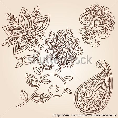 henna-mehndi-flower-doodles (1) (450x450, 183Kb)