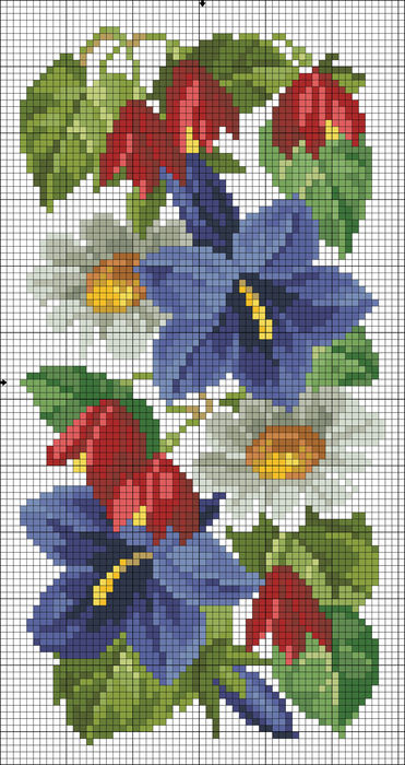 EMS_108_Summer_Flowers (371x700, 94Kb)