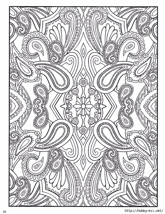 100097121_large_Paisley_Designs_Coloring_Book__Dover_Coloring_Book__Page_20 (540x699, 431Kb)