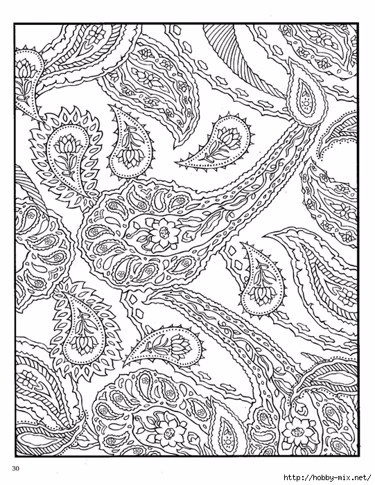 100097134_large_Paisley_Designs_Coloring_Book__Dover_Coloring_Book__Page_32 (541x700, 402Kb)
