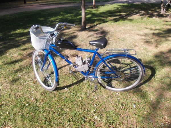 Из велосипеда электровелосипед своими руками 155